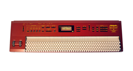 The 88-key Wholetone Revolution